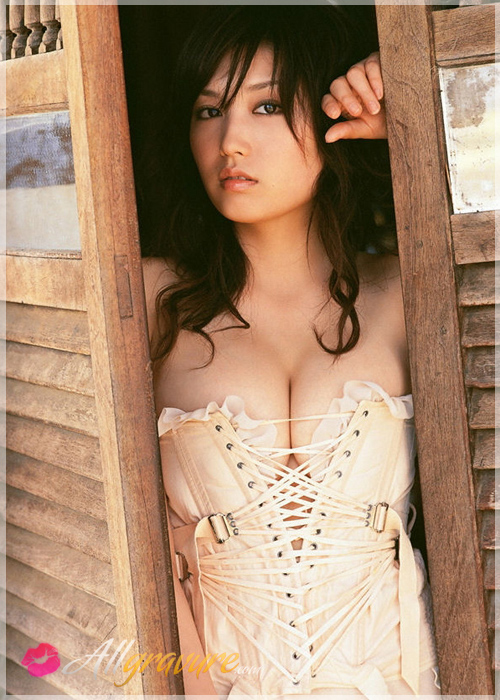 Yoko Mitsuya - `Real Cleavage 2` - for ALLGRAVURE