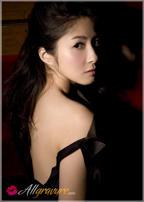 Rina Mastsuki - `Dark Princess` - for ALLGRAVURE