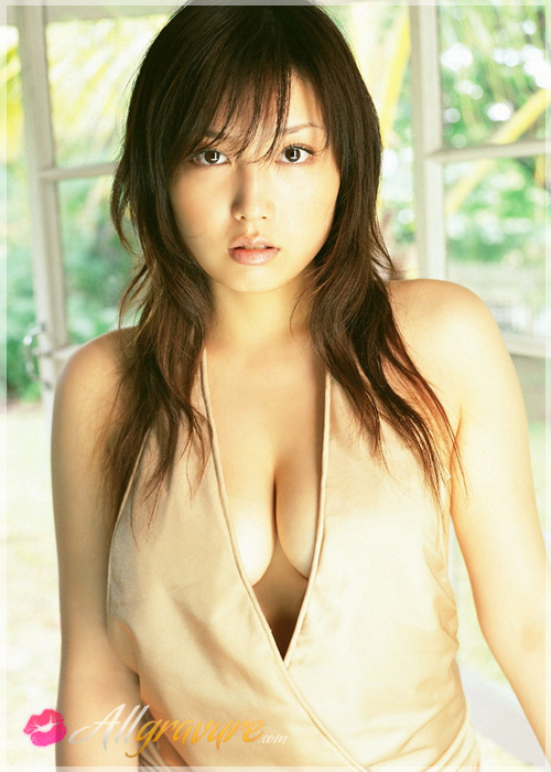 Yoko Mitsuya - `Real Cleavage` - for ALLGRAVURE