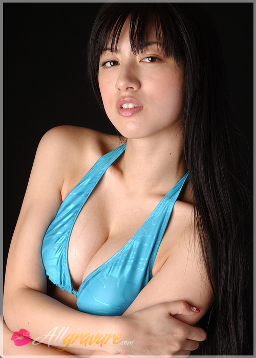 Yuki Shouji - `Blue Audition` - for ALLGRAVURE