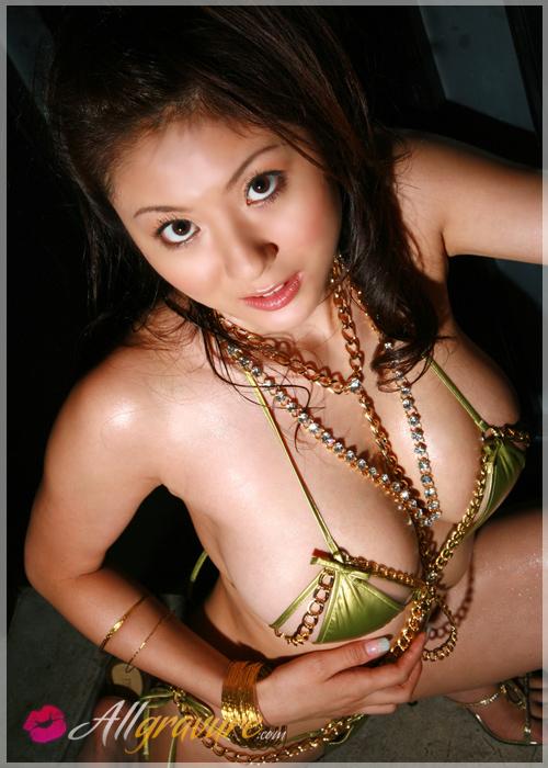 Yuma Asami in Cowgirl gallery from ALLGRAVURE