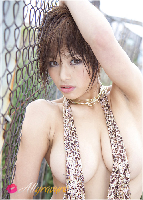 Momoka - `Tigress` - for ALLGRAVURE