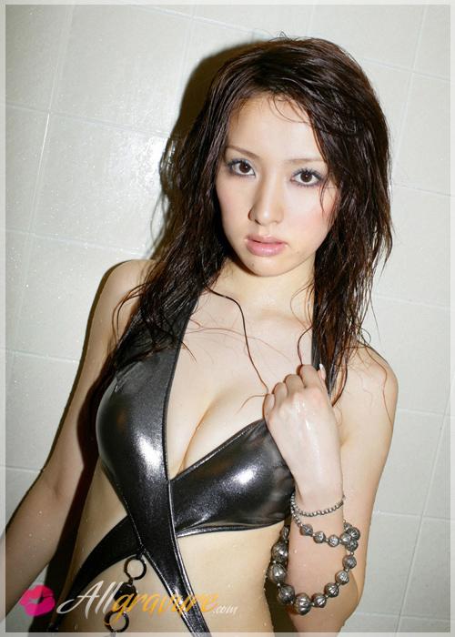 Saki Seto - `The Bad Girl` - for ALLGRAVURE