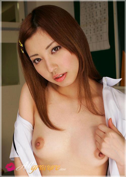 Miyuki Yokoyama - `School Girl Rocker` - for ALLGRAVURE