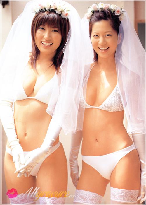 Misako Yasuda & Yoko Kumada - `Young Champions` - for ALLGRAVURE