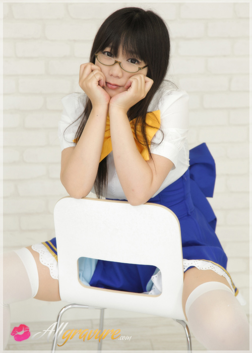 Namachoko - `Seichoko School Girl 1` - for ALLGRAVURE