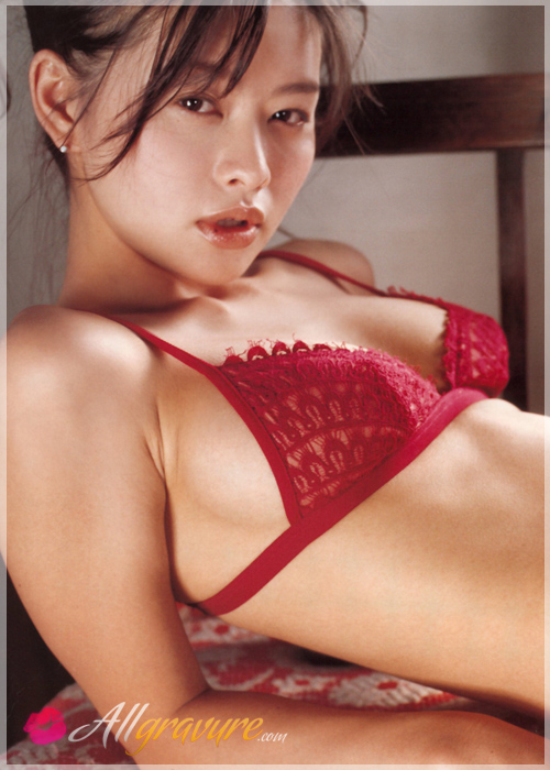 Sayaka Yoshino - `Saya` - for ALLGRAVURE