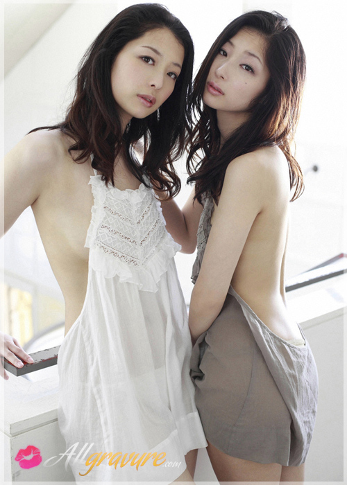Mari & Eri - `Tender Crush 1` - for ALLGRAVURE