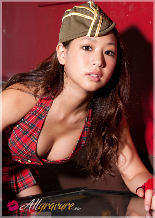Sayaka Ayama - `Preppy Plaid` - for ALLGRAVURE