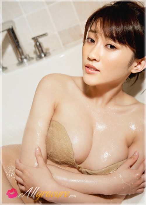 Mikie Hara - `Gift Cleavage` - for ALLGRAVURE