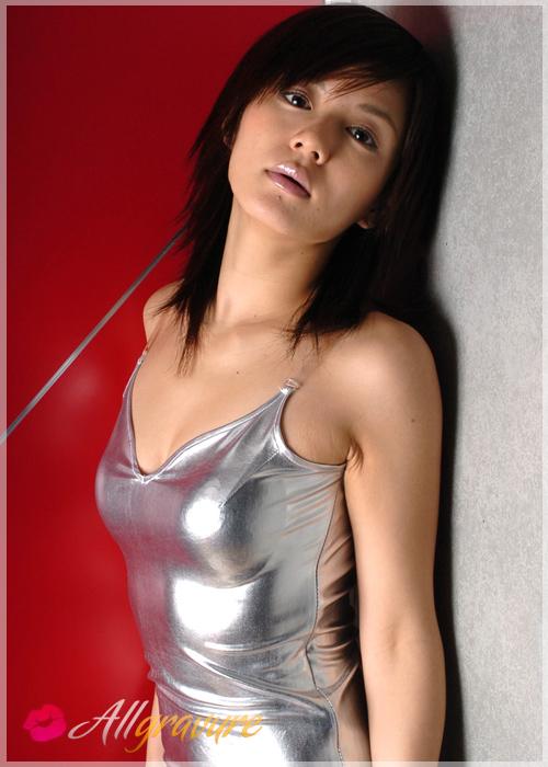Rika Fujii - `Lady in Silver` - for ALLGRAVURE