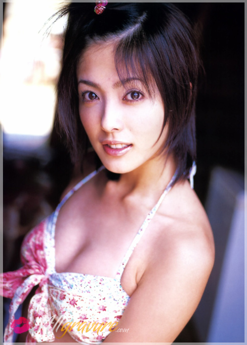 Aya Hirayama - `Haruka` - for ALLGRAVURE