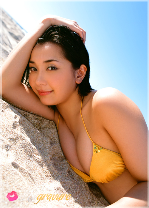Mami Yamasaki - `Kiss me Gently` - for ALLGRAVURE