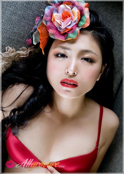 Yukie Kawamura - `Lover Trip` - for ALLGRAVURE