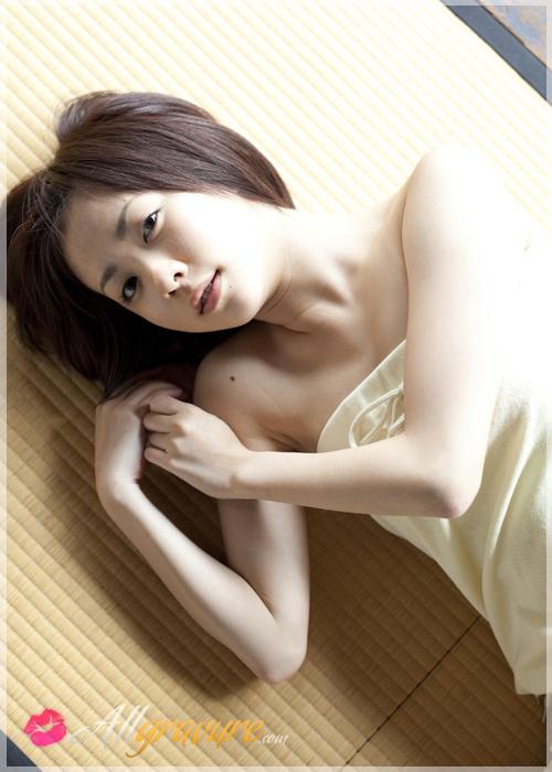 Saki Shimizu - `My Heart` - for ALLGRAVURE