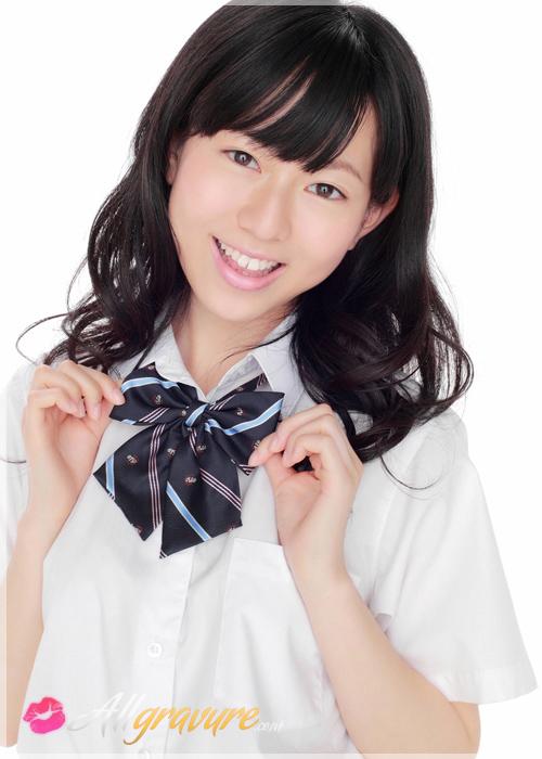Chiba Natsumi - `New Admission 1` - for ALLGRAVURE