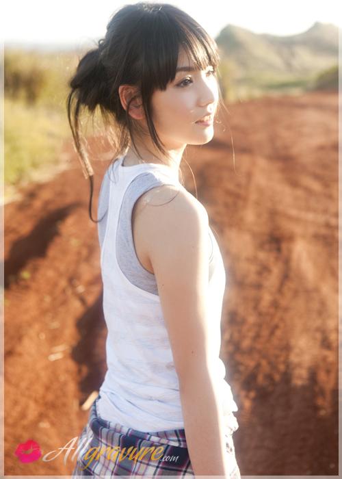 Sayumi Michishige - `Beautiful Mind` - for ALLGRAVURE