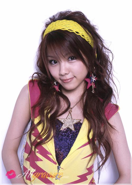 Tanaka Reina - `Style Punk` - for ALLGRAVURE