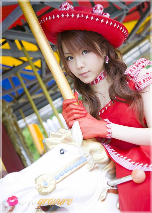 Tanaka Reina - `Carnival` - for ALLGRAVURE