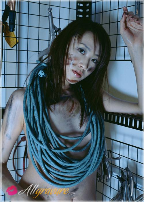 Mariko Yokosuka - `Sweet Body 3` - for ALLGRAVURE