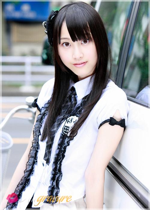 Rena Matsui - `PC48` - for ALLGRAVURE