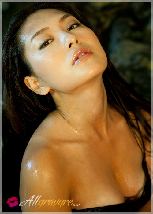 Haruna Yabuki in Ideal Woman 1 gallery from ALLGRAVURE