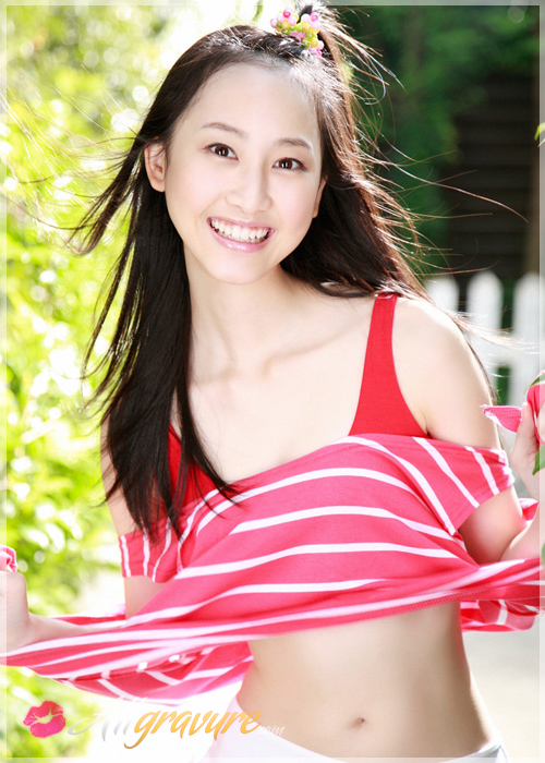 Rena Matsui - `Sherbet Sun` - for ALLGRAVURE