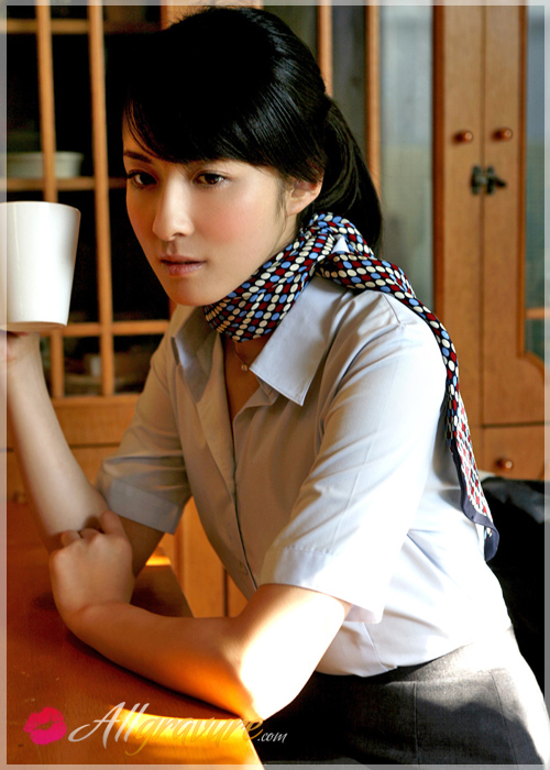 Rina Mastsuki - `Stewardess` - for ALLGRAVURE