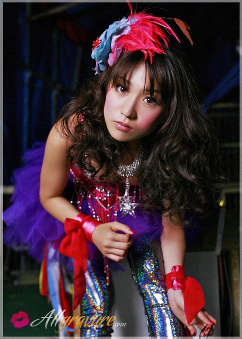 Yuko Oshima - `Circus` - for ALLGRAVURE