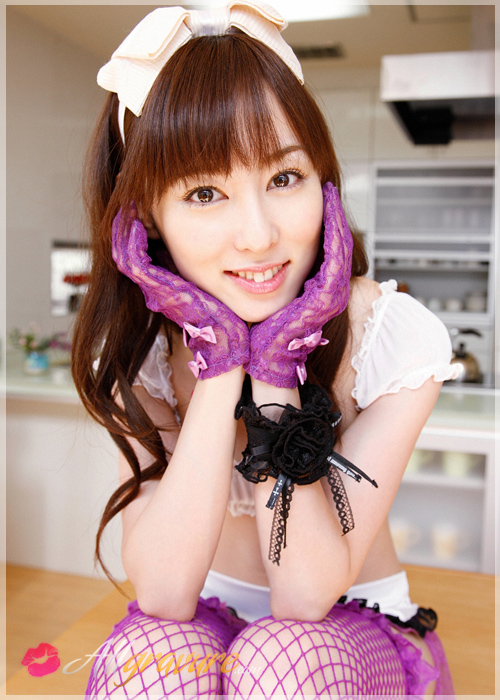 Rina Akiyama - `Play Time` - for ALLGRAVURE