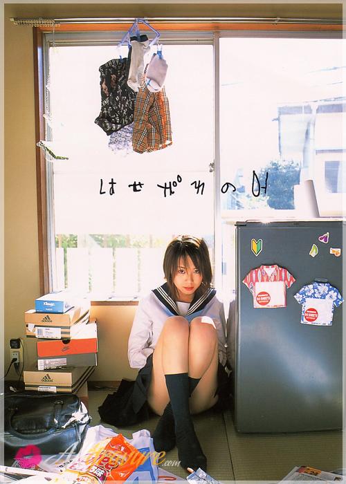 Emi Hasegawa - `Hasegawa no H` - for ALLGRAVURE