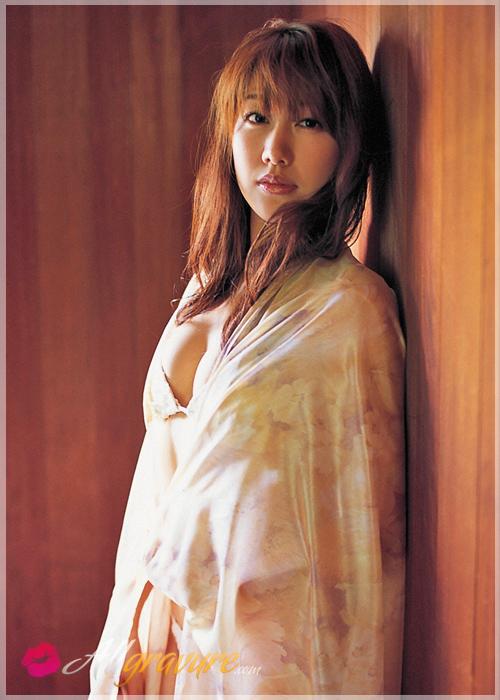 Megumi Yasu - `New Wife` - for ALLGRAVURE