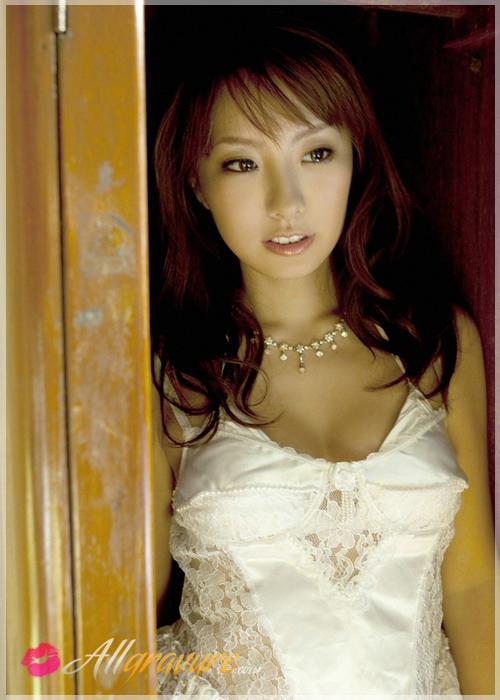 Azusa Yamamoto - `Private Service` - for ALLGRAVURE