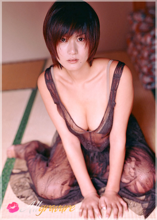Haruka Tanabe - `Wanted` - for ALLGRAVURE