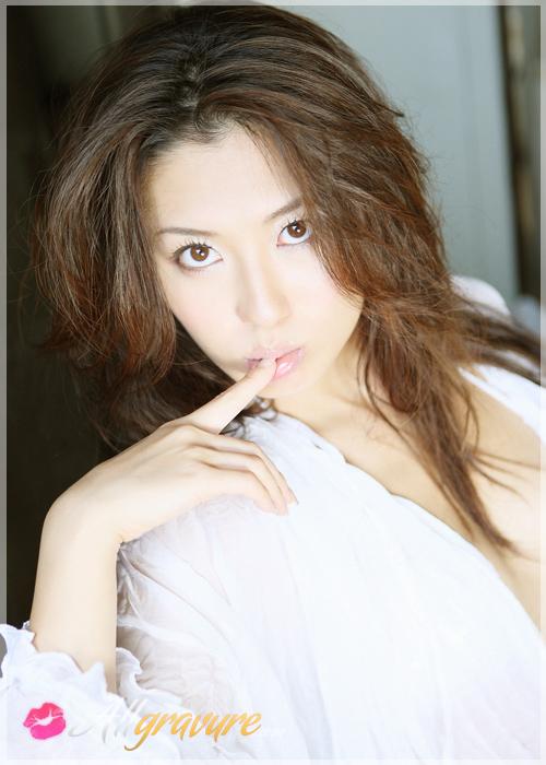 Haruna Yabuki - `Toshiba` - for ALLGRAVURE