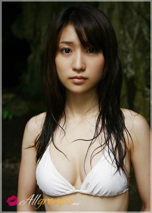Yuko Oshima - `Bikini Safari` - for ALLGRAVURE