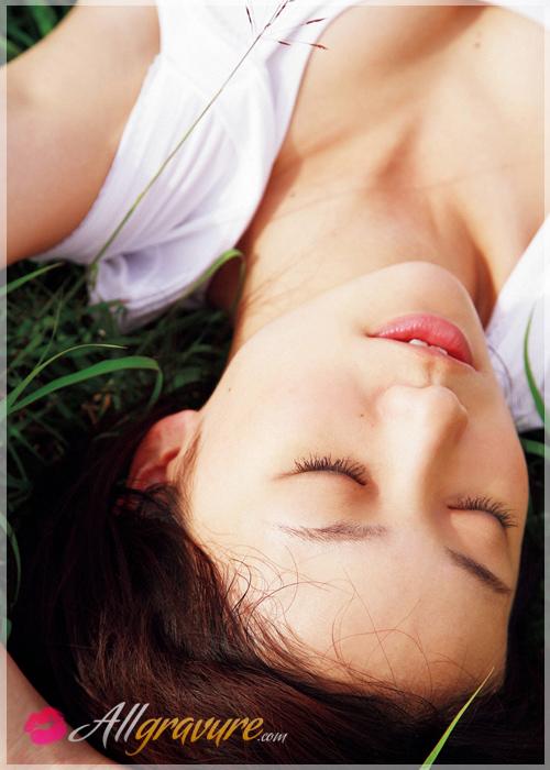 Yuko Oshima - `Sporty` - for ALLGRAVURE