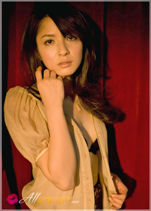 Rina Mastsuki - `Detective Rina` - for ALLGRAVURE