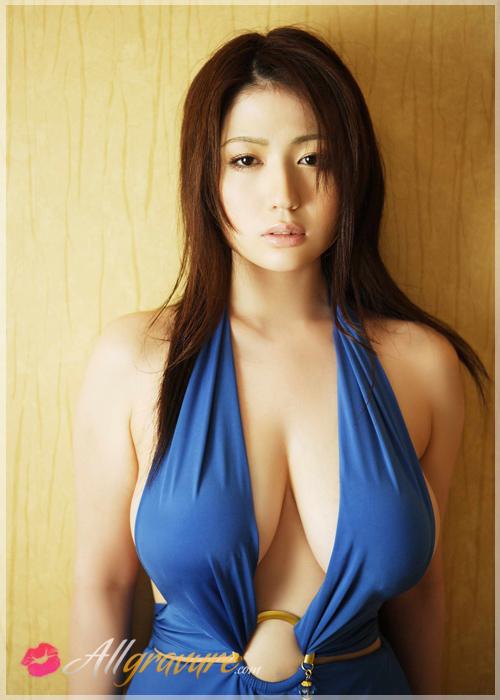 Nonami Takizawa - `J Bust` - for ALLGRAVURE
