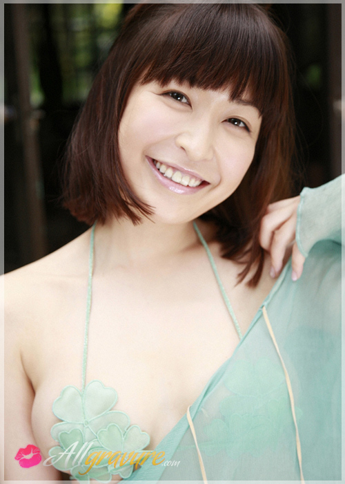 Mayumi Ono - `Clover Girl` - for ALLGRAVURE