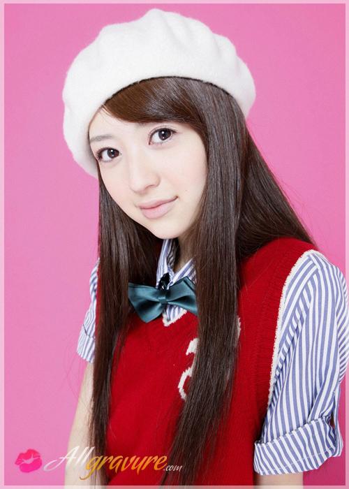 Rina Aizawa - `HS Girl` - for ALLGRAVURE