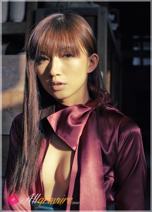 Maomi Yuuki - `Lavender Muse` - for ALLGRAVURE