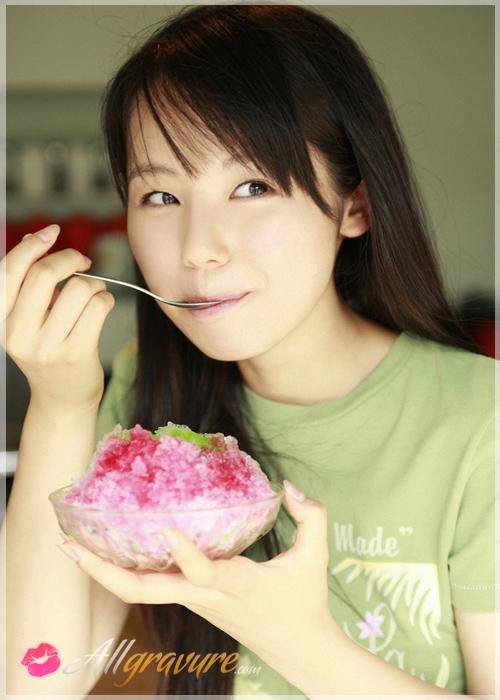 Rina Koike - `Shangri La` - for ALLGRAVURE