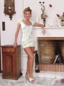 Judita Branko in Fireplace gallery from ALLSORTSOFGIRLS