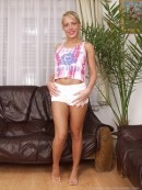 Jessie in White Shorts gallery from ALLSORTSOFGIRLS
