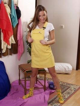 Monika Haijkova from ALLSORTSOFGIRLS
