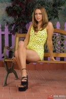 Kinzie Kenner in Panties In The Park gallery from ALLSORTSOFGIRLS