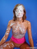 Caren in Messy All Over gallery from ALLSORTSOFGIRLS