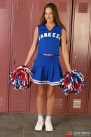 Joselyn Pink in Tight Cheerleader gallery from ALLSORTSOFGIRLS