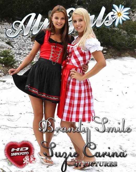 Brandy Smile & Suzie Carina in  gallery from ALPGIRLS